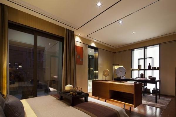琚宾--合肥中海蜀山别墅样板房软装设计欣赏
