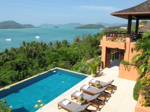 泰国普吉岛 kiana度假海景别墅软装设计欣赏