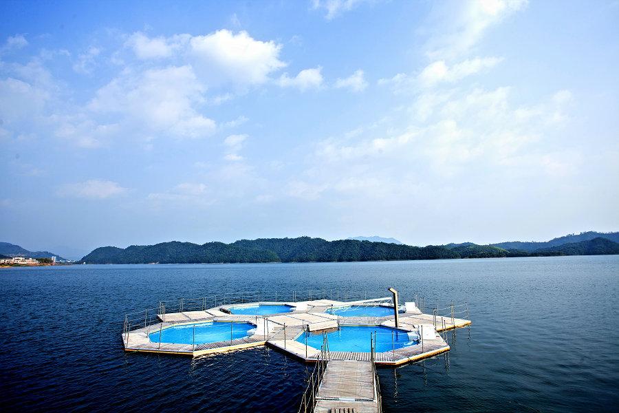 杭州千岛湖希尔顿度假酒店软装设计欣赏