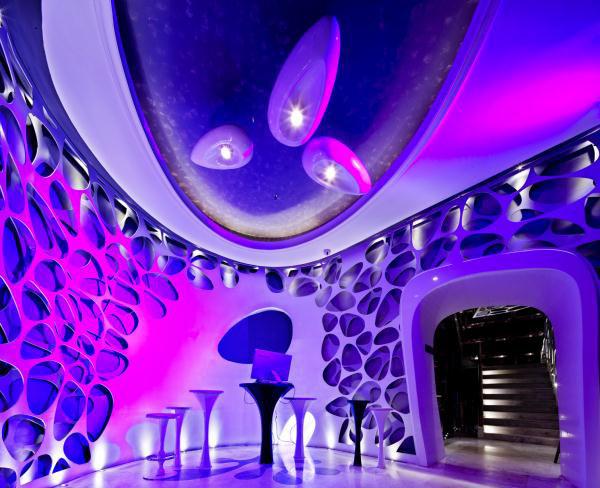 [商业空间]广州增城迷笛会酒吧软装设计欣赏