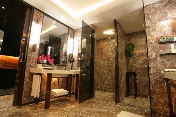 广州西塔四季酒店软装设计欣赏