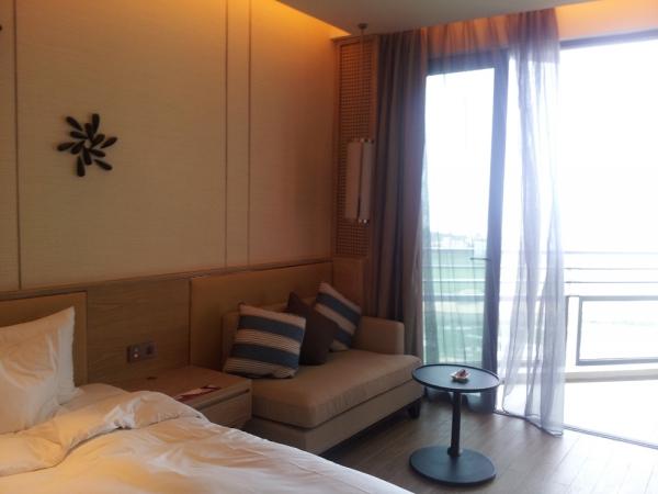 广东阳江海陵岛保利皇冠假日酒店软装设计欣赏