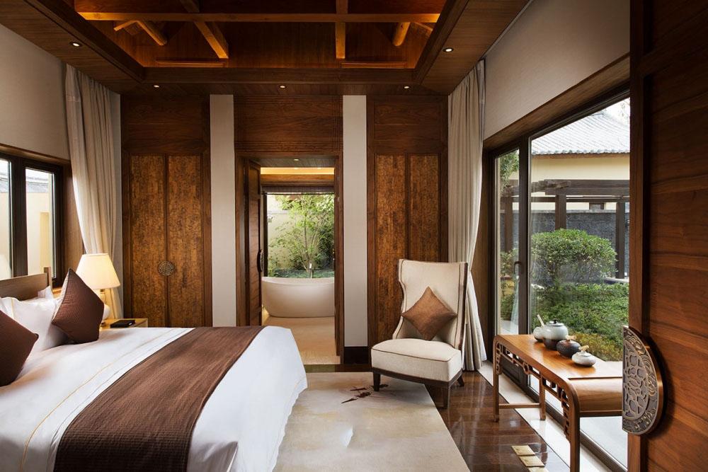 中国云南丽江瑞吉度假别墅软装设计欣赏